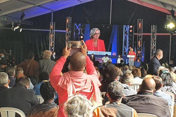 Inauguracja kampanii Valerie Pecresse